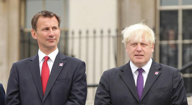 Jeremy Hunt and Boris Johnson will face more questions on Wednesday in a digital hustings