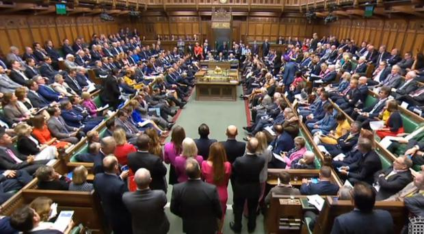 MPs will vote on the amendment on Tuesday (PA)