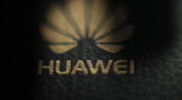 The US has put Huawei on a so-called entity list (Yui Mok/PA)
