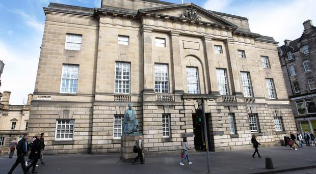 Martin McGuire was jailed at the High Court in Edinburgh (PA)