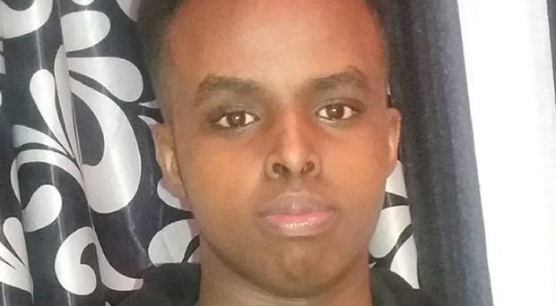 Yusuf Mohamed was stabbed to death (Metropolitan Police/PA)