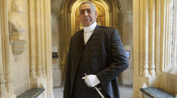 House of Commons Serjeant-at-Arms Mohammed El-Hajji is better known as Kamal (Jessica Taylor/UK Parliament/PA)