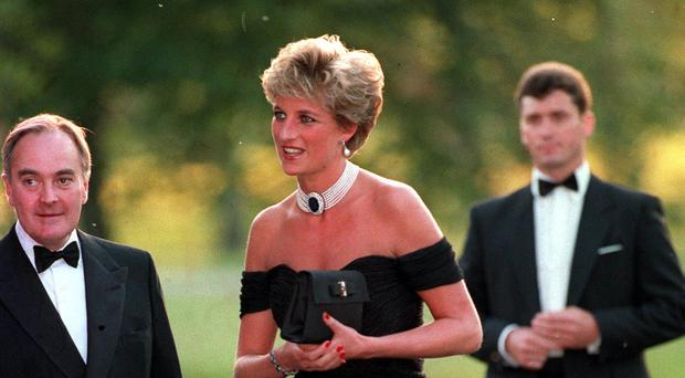 The Princess of Wales at the Serpentine Gallery (Martin Keene/PA)
