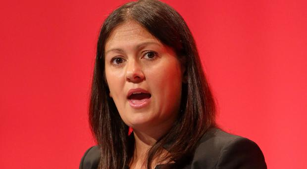 Lisa Nandy said no positives can be taken from the rise of the Brexit Party (PA)