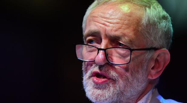 Jeremy Corbyn has expressed concerns over reported comments by civil servants concerning his health (Victoria Jones/PA)