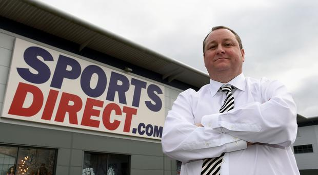 Sports Direct has lost its retail chief, Karen Byers, after 28 years (Joe Giddens/PA)
