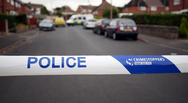 Police were called to the address on Tuesday (Chris Radburn/PA)