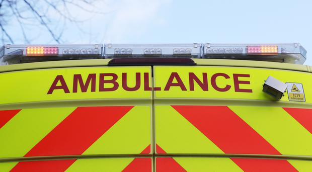 A paramedic student has died in Staffordshire following a collision with a car (West Midlands Ambulance Service/PA)