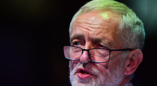 Labour leader Jeremy Corbyn (Victoria Jones/PA)