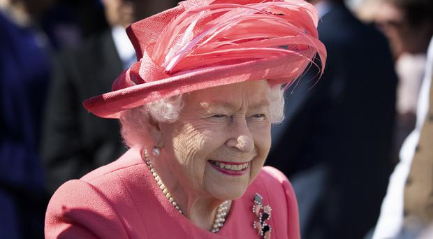 The Queen will visit Gorgie City Farm on Thursday (Jane Barlow/PA)