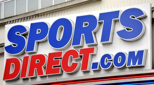 Mike Ashley has lost another key lieutenant at Sports Direct (PA)