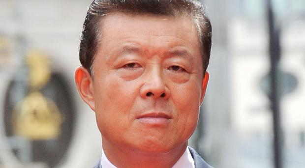 Liu Xiaoming has warned that Britain's relationship with China is at a 'crucial historical juncture' (Nick Ansell/PA)