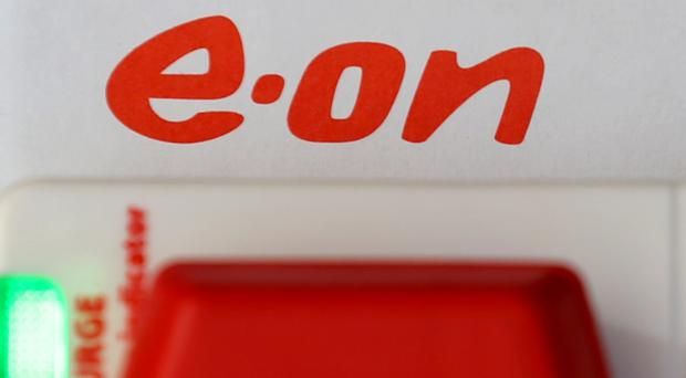 E.ON currently has five offshore windfarms, 16 onshore sites, and three biofuel facilities in the UK (Chris Radburn/PA)