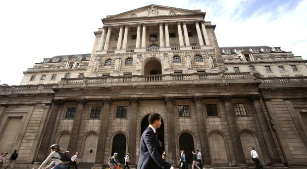 The Bank of England has said Britain's lenders could withstand even the worst case no-deal Brexit and a full scale global trade war (PA)