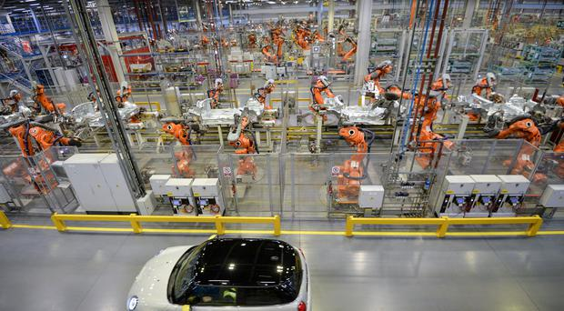 A new report by the TUC says the Government must improve its long term strategy for the rise of automation