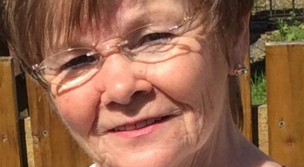 Margaret Meldrum died at the scene (Police Scotland/PA)