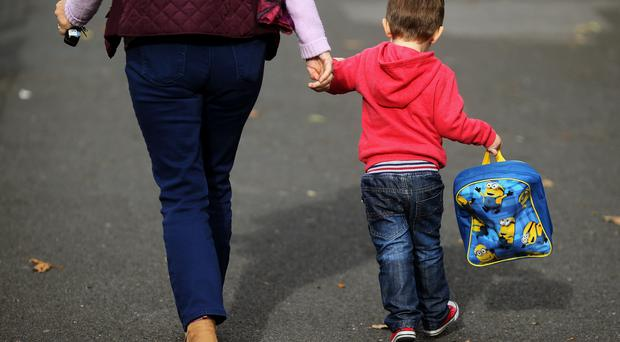 Holiday childcare prices have increased by 3% across Britain since last summer, Coram Family and Childcare said (Brian Lawless/PA)