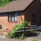 Desmond Wooding was found dead at his home in Droitwich, pictured, on June 24 (Richard Vernalls/PA)