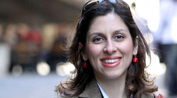 Nazanin Zaghari-Ratcliffe has been transferred to a hospital mental health ward, her husband said (Family Handout/PA)