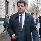 Chief Minister of Gibraltar Fabian Picardo has met with Theresa May to discuss Brexit and relations with Iran (Jonathan Brady/PA)