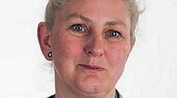BEST QUALITY AVAILABLE Undated family handout file photo issued by Sussex Police of artist Valerie Graves who was found bludgeoned to death in bed at around 10am on December 30 2013. A 28-year-old man has been arrested in Romania over her murder.