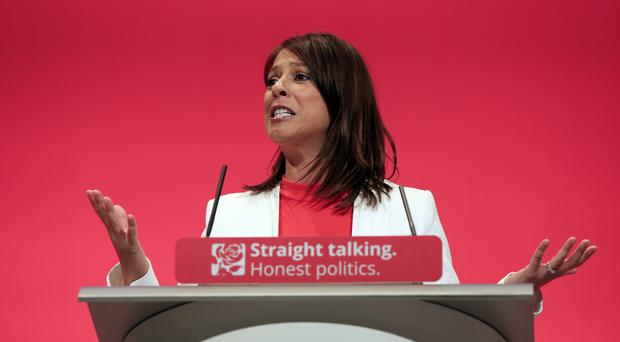 Gloria De Piero will not stand for Labour at the next election (Jonathan Brady/PA)