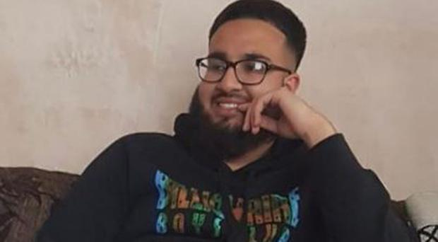 Asim Khan was killed in the incident in Cardiff at the weekend (South Wales Police/PA)