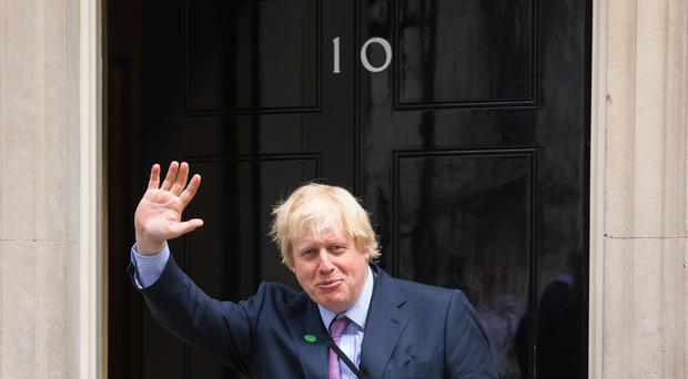 Boris Johnson will take control of Downing Street after Theresa May holds her final Prime Minister's Questions on Wednesday (Dominic Lipinski/PA)