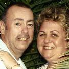 Geraint Jones with his wife Karisa (Family Handout/PA)