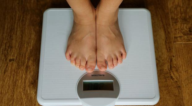 Waist size is a forgotten factor in defining obesity, study suggests (Gareth Fuller/PA)