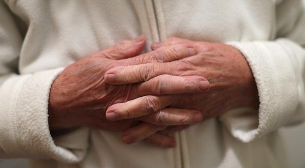 Some 41% of hospital admissions from care homes are potentially avoidable, researchers say (Yui Mok/PA)