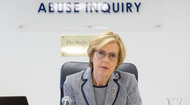 Judge Lady Smith is chairwoman of the inquiry (Nick Mailer)