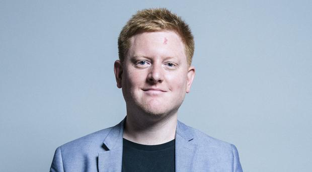 Jared O'Mara won his Sheffield Hallam seat in a shock upset in 2017 (Chris McAndrew/UK Parliament)