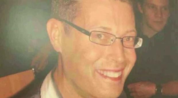 Paul Summers died in 2008 having been infected with HIV from blood products (Infected Blood Inquiry/PA)