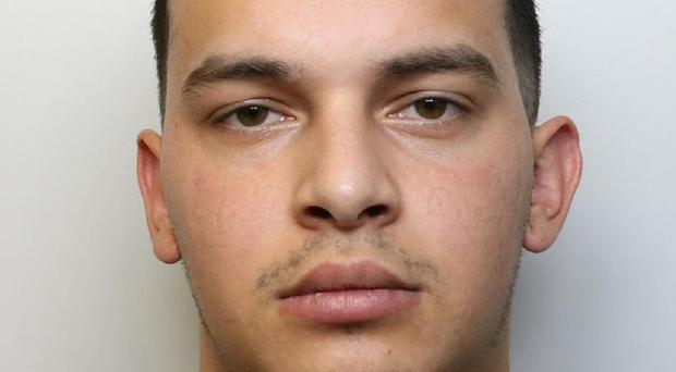 Patrik Gunar is set to be deported for a second time after sneaking back into the UK under a new name (Derbyshire Police/PA)