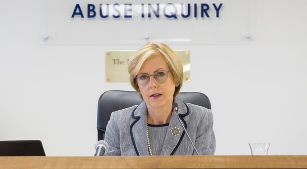 Scottish Child Abuse Inquiry chairwoman Lady Smith called for people to get in contact (Nick Mailer/PA)