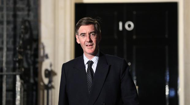 Arch-Brexiteer Jacob Rees-Mogg issues stringent style guide to staff