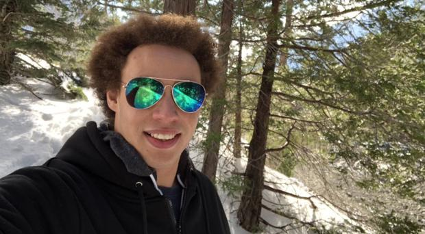 Marcus Hutchins, from Devon, has avoided prison in the US after admitting charges related to writing malware (@MalwareTechBlog/PA)