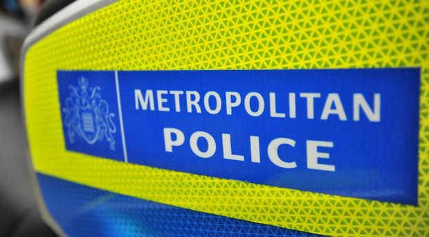Met officers are investigating the homophobic abuse (Andrew Matthews/PA)
