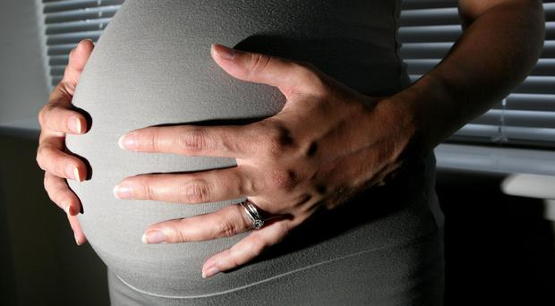 Women who move house in the early part of pregnancy are more likely to give birth prematurely, a study found (Katie Collins/PA)
