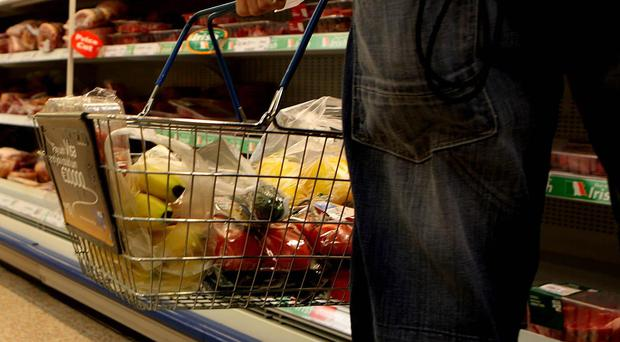 Researchers said the cost of food will go up if there is a no-deal Brexit (Julien Behal/PA)