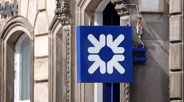 RBS said £1 billion would be returned to the taxpayer (Jane Barlow/PA)