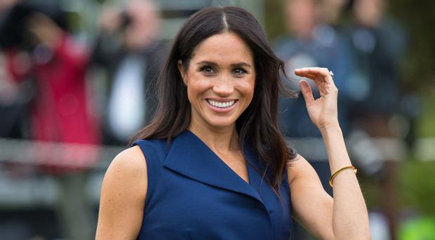The Duchess of Sussex is 38 (Dominic Lipinski/PA)