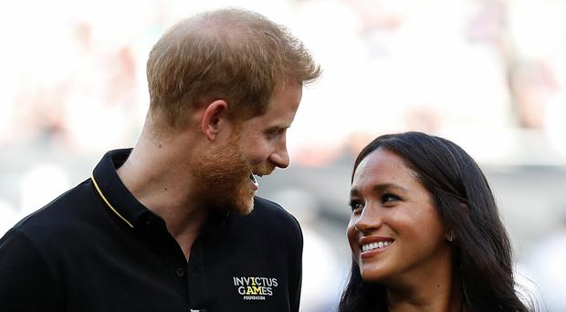 The Duke and Duchess of Sussex are promoting 15 organisations on Instagram (Peter Nicholls/PA)