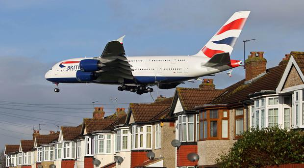 British Airways has apologised to customers (Steve Parsons/PA)