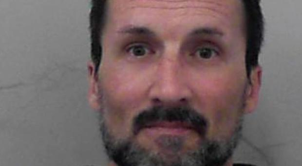 Mark Acklom, 45, has been jailed (Avon and Somerset Police/PA)