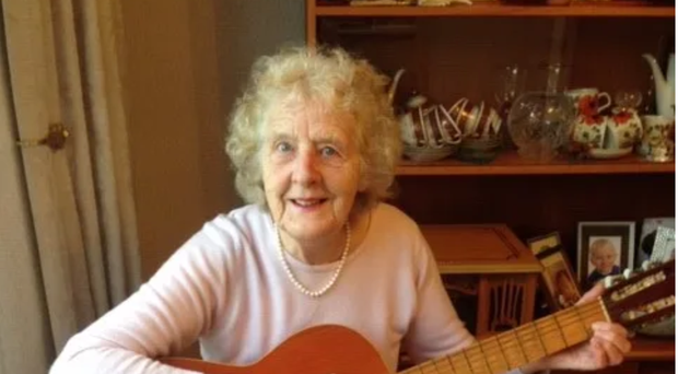 Margo Rugen died fleeing smoke inside her home after an arson attack on a car outside (Merseyside Police/PA)