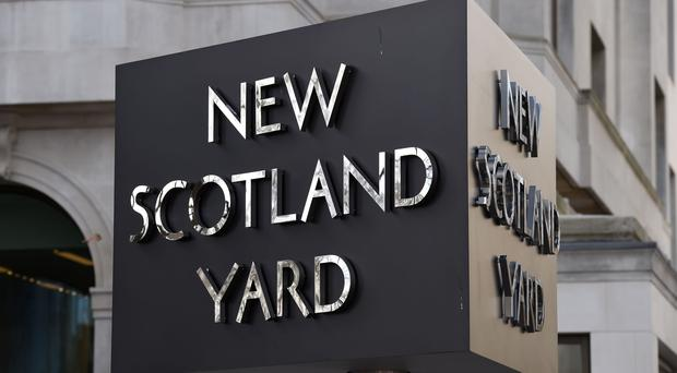 A police officer is in a critical condition after being stabbed with a machete in east London (Kirsty O'Connor/PA)