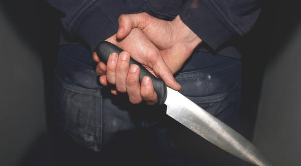 Knife possession crimes committed by females are on the increase in England (Katie Collins/PA)