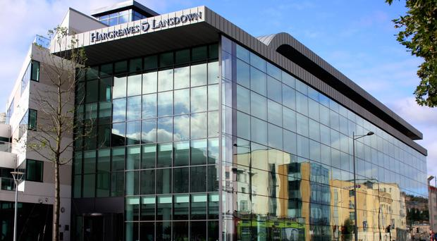 """Hargreaves Lansdown offices in Bristol (PA). The group said in flows of client funds have """"held up well"""" since the Neil Woodford frozen fund scandal erupted earlier this summer."""